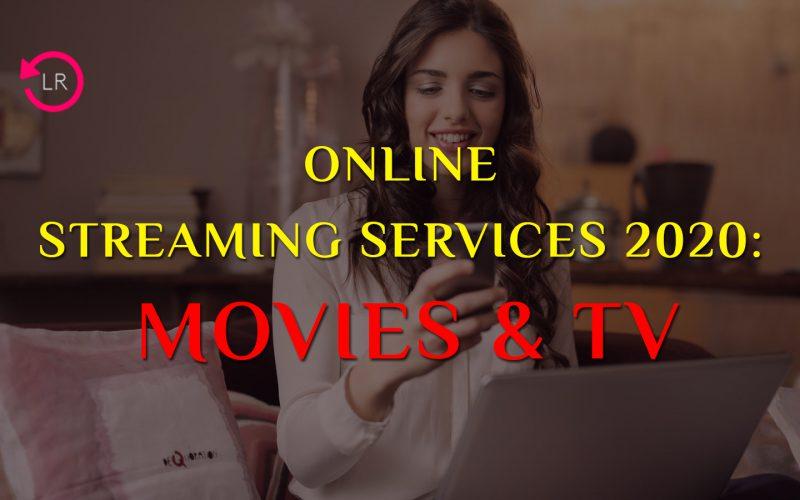 online streaming servcies