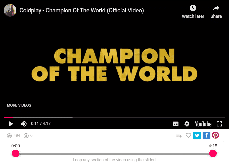 champions of the world by coldplay