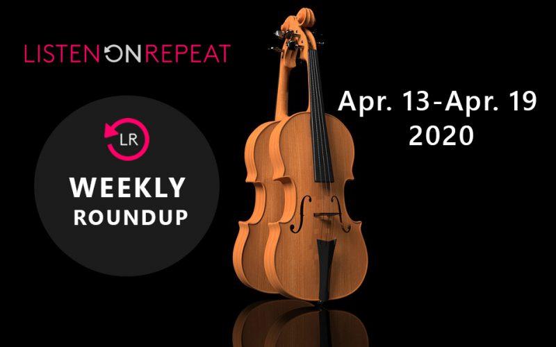 new weekly roundups