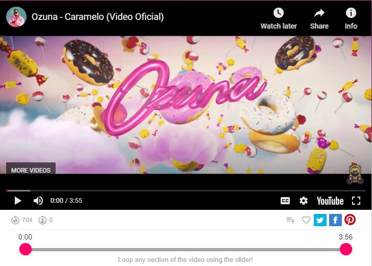Ozuna - Caramelo (Video Oficial)