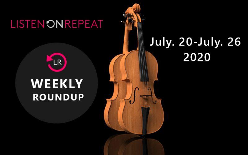 Weekly Roundup ListenOnRepeat