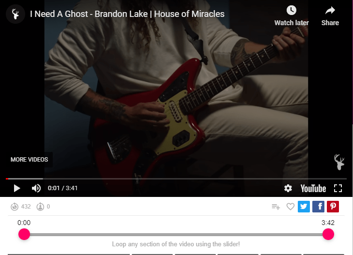 Blake Shelton - I Need a Ghost