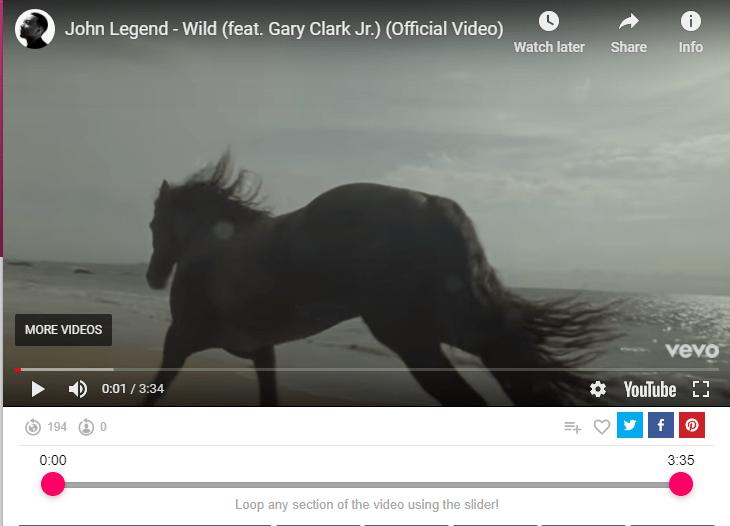 John Legend - Wild (feat. Gary Clark Jr.) (Official Video)