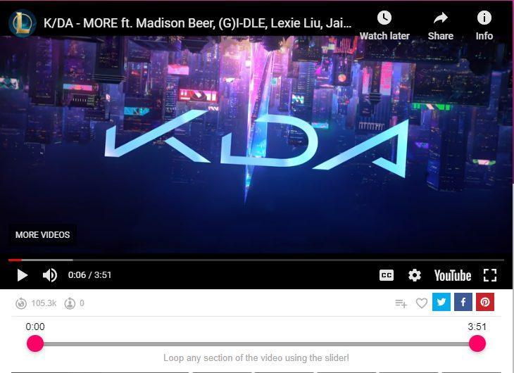 KDA - More