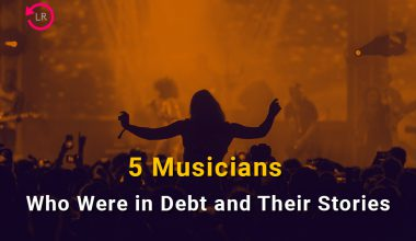 musicians who were in debt
