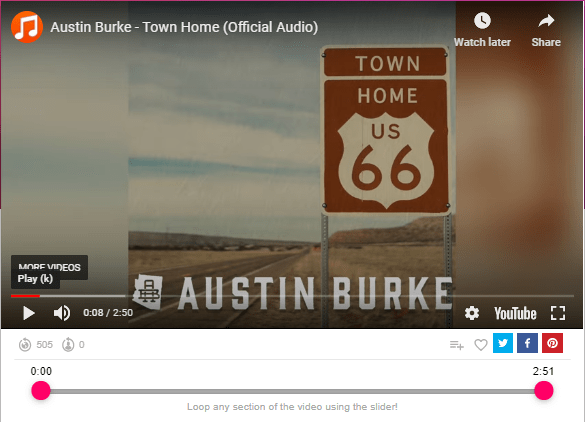 Austin Burke - Town Home