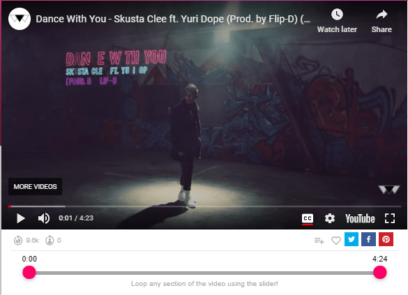 Dance With You – Skusta Clee ft Yuri Dope