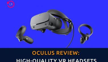 Oculus High Quality VR Headsets