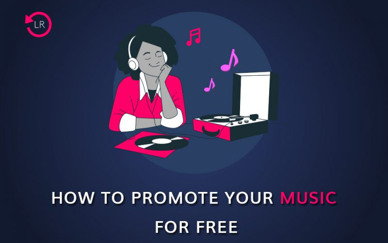 Promote Your Music for Free